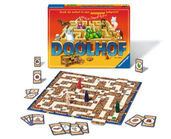 Doolhof 2