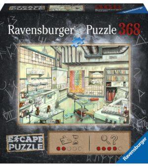 Escape Puzzle Chemistry Lab