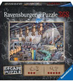 Escape Puzzle - Toy Factory