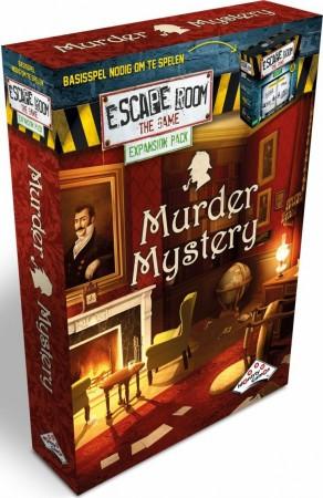 Escape Room The Game Uitbreidingsset - Murder Mystery