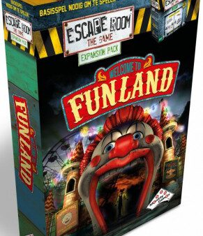 Escape Room The Game Uitbreidingsset - Welcome to Funland
