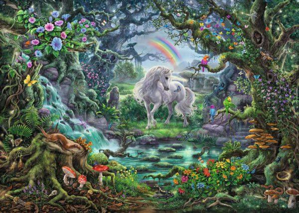 Escape puzzle - Unicorn 2