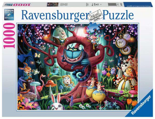 Iedereen is gek, puzzel 1000 stukjes