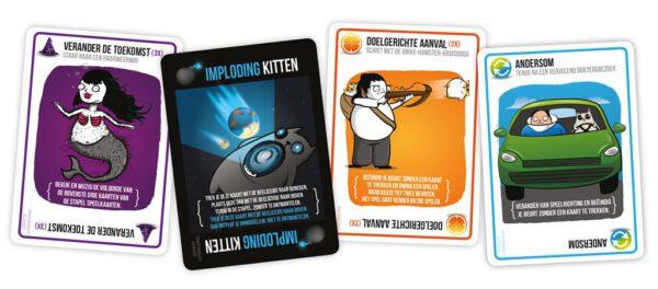 Imploding Kittens 2