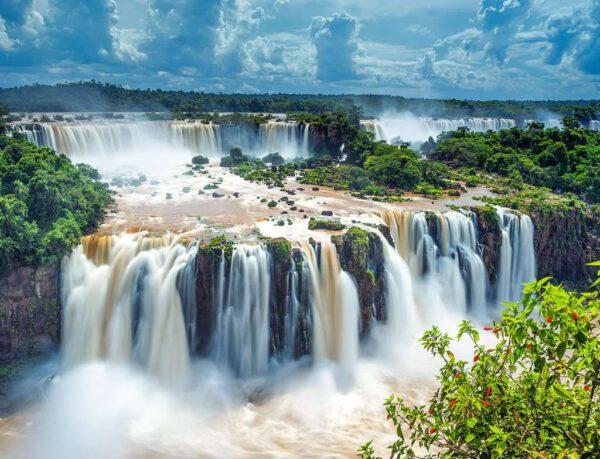 Watervallen van Iguazu, Brazilië 2