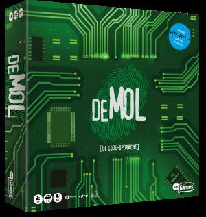 Wie is de Mol? De Code - Opdracht