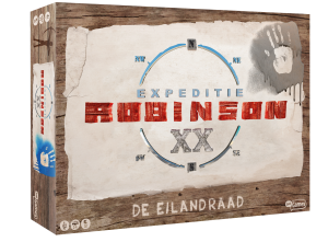 Expeditie robinson: de eilandraad
