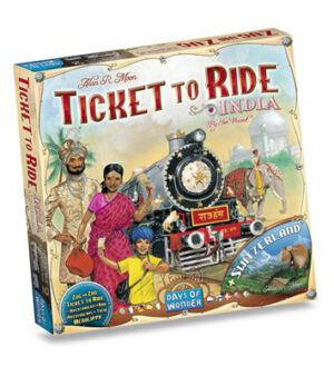 Ticket to ride- India