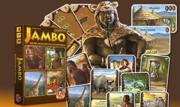 Jambo Uitbreiding