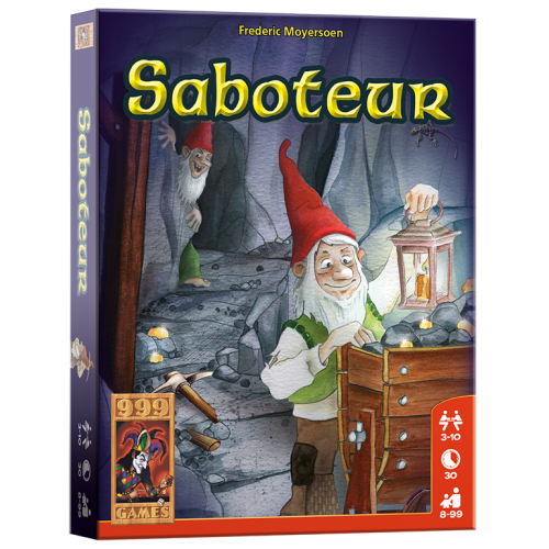 Saboteur Basisspel