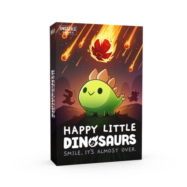 Happy Little Dinosaurs 1