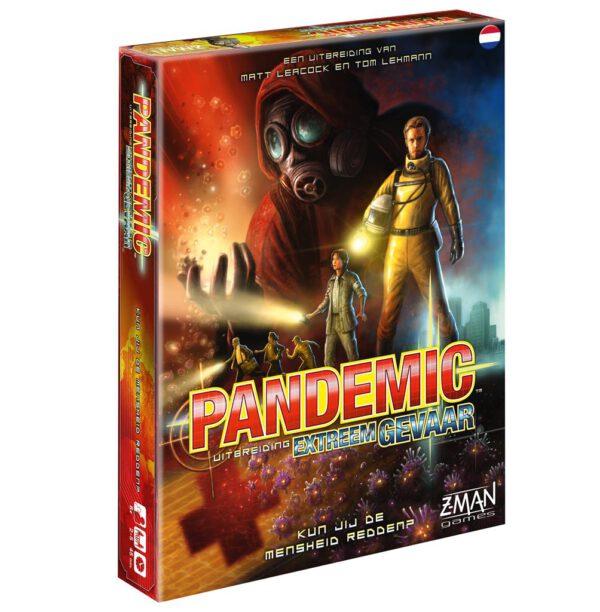 Pandemic Extreem Gevaar NL (On the Brink)